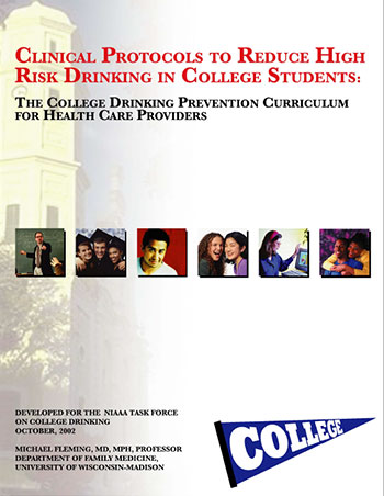 The College Drinking Prevention Curriculum for Health Care Providers