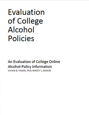 An Evaluation of College Online Alcohol Policies